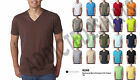 Next Level 6240 Men's Simple CVC V-Neck Tee T-Shirt All Colors & Sizes