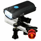 Kyпить Lumintrail USB Rechargeable 800 Lumen LED Bike Light with Free Tail Light   на еВаy.соm