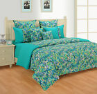 Bed in a Bag Bed Sheet Comforter Pillow Cushion Cover 8 Pcs Bedding Set-3926