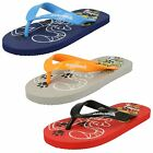 Boys Samoa Kids Flat Toepost Flip Flops Cat - No Box / Casual / Slip On