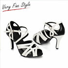 Women's Salsa Ballroom Tango Latin Dance Shoes Style  X015