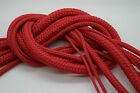 Red Polypropylene Rope Braided Poly Cord Line Sailing Boating Climbing Camping