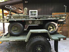 1966 M274 Mule with Custom M1161A Trailer - Military Utility Vehicle