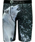 Ethika Purple City Print Mens Underwear Sports Shorts Boxer Pants Size S/M/L/XL