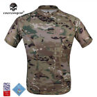 Emerson Tactical Skin Tight Shirt Anti-UV & Wicking Sports Outdoor Military 8605