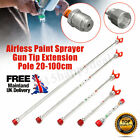Airless Paint Sprayer Spray Gun Tip Extension Pole Fits For Graco Titan Wagner