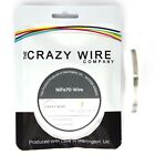 0.2mm (32 AWG) - NiFe70 Wire (70% Nickel) - 6.69 ohms/m - TCR - 5000