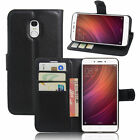 Flip Magnetic Card Wallet PU Leather Case Cover For Xiaomi Hongmi Redmi Note 4