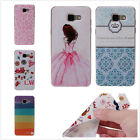 For Samsung Galaxy A310 A3 2016 Version 3D TPU Soft Case Phone Protective Cover