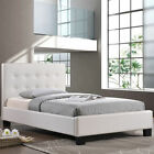 Caitlin Vinyl Bed Frame by Modway