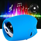 Bluetooth Wireless Portable Super Bass Stereo Speaker For Tablet PC Smartphone
