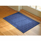 Bungalow Flooring Waterhog Star Quilt Low-Profile Microfiber Floor Mat