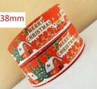 Christmas Ribbon (1m)  3/8&quot; 7/8&quot; &amp; 1&quot; Huge Selection of Grosgrain &amp; Satin Ribbon <br/> Buy 3 Get 1 Free, Over 90 Designs!!!