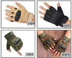 Multi-Purpose Training Gloves Biking Weight Lifting Sand,  Black,  Military,  Camo.