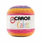 NEW   42 COLORS Caron Cakes Gradient Medium Worsted Yarn Acrylic / Wool HAT