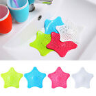 2pcs Drain Protector Hair Catcher Bath Stopper Sink Strainer Filter Shower Cover