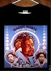 Barry White T shirt; Barry White Can't Get Enough Tee shirt