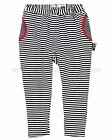 Deux par Deux Girls' Striped Jersey Pants Call Me Baby, Sizes 3-6