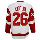 Joey Kocur Detroit Red Wings Road Jersey by Reebok