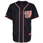 Washington Nationals Navy Replica MLB Jersey