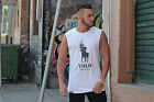 ADONIS.GEAR- YOLO, SLEEVELESS SHIRT, MUSCLE TANK, GYM, BODYBUILDING, SINGLET