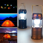Hot Outdoor Solar Power Camping Portable Lantern Rechargeable Emergency Light