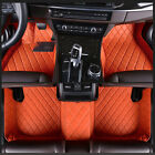 acura mdx colors - 6 Colours leather Car Floor Mats Waterproof Mat For Acura MDX - 2007-2013