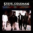 Steve Coleman & the Five Ele Def Trance Beat (Modalities of Rhythm)