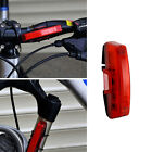 Mountain Bike Bicycle Cycling USB Charging Safety Lamp Night Riding Taillight