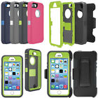 Luxury extreme-duty Protector Clip Waterproof Stand Case Cover for iPhone 6 /6+