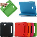 "Kids Safe Protective EVA Foam Stand Handle Case Cover For Galaxy Tab E 8.0"" T377"