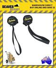 Beaver HARNESS TRAUMA Relief STRAPS Hook/Loop (BA00024) Height Protection