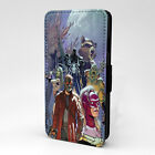Guardians of the Galaxy Gamora Flip Case Cover For Samsung Galaxy - T911