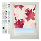 EASY FIT – Patterned Thermal BLACKOUT Trimmable,  Roller Blind / blinds, 170c...