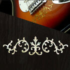 Stevie Ray Vaughan SRV Vine Inlay Sticker Guitar Decoration Decal