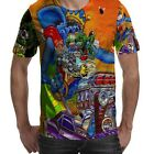 Ratfink Hot Road Rat Fink Ed Roth Tee New T-Shirt Men's T-Shirt Size S to 3XL