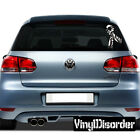 Rare Disease Awareness Ribbon  Vinyl Wall Decal or Car Sticker