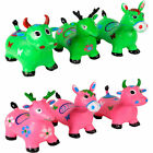 KIDS ADULT ANIMAL SPACE HOPPER INFLATABLE HORSE RIDE-ON BOUNCY RETRO HAPPY LARGE