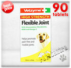 VETZYME HIGH STRENGTH FLEXIBLE JOINT TABLETS DOGS - 90,180,270,360,450,540,720, used for sale  Milton Keynes