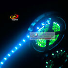 5M 5630 Ice-Blue 10mm Width 300LED Flexible Tape Rope Strip DC12V IP20 IP65 IP67