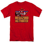 "Power Rangers ""Megazord Activated"" T-Shirt or Tank - Adult, Child, Toddler"