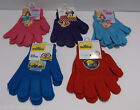 1 x Pair of Kids Gloves - Choose from Minions / Disney Princess / Minnie Mouse