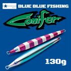 BLUE BLUE FISHING HIGH & SLOW PITCH JIG CONIFER 130g