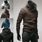 Stylish Creed Hoodie Cool Slim Coat Men's Cosplay For Assassins Jacket Costume