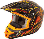 Fly Racing Kinetic Pro Cold Weather Speed Snowmobile(DOT & ECE) Helmet