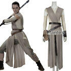 Hot Star Wars Costume Adult The Force Awakens Rey Cosplay Ca