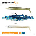 Savage Gear Saltwater Sandeel Lures - Bass Wrasse Cod Pollock Sea Fishing Tackle