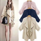 Plus Size Womens Summer Loose Tops Short Sleeve Cardigans Jacket Coat Blouse