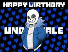 Undertale Personalized Edible Print Premium Cake Topper Frosting Sheets 5 Sizes