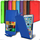 For Acer Liquid Z530S Phone Clip On Spring Loaded Leather Flip Case Cover  for sale  Shipping to South Africa